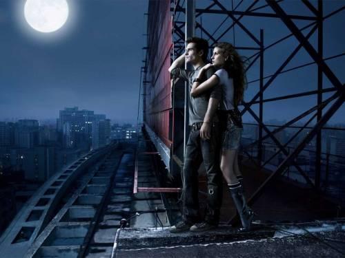 Красивые обои ночь любви скачать
